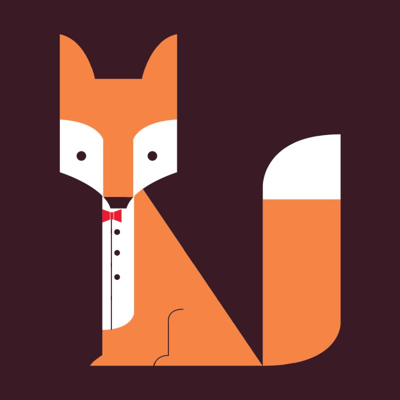 Dandy fox Kids Toddler Pullover Hoody by Trabu - Graphic Art Shop