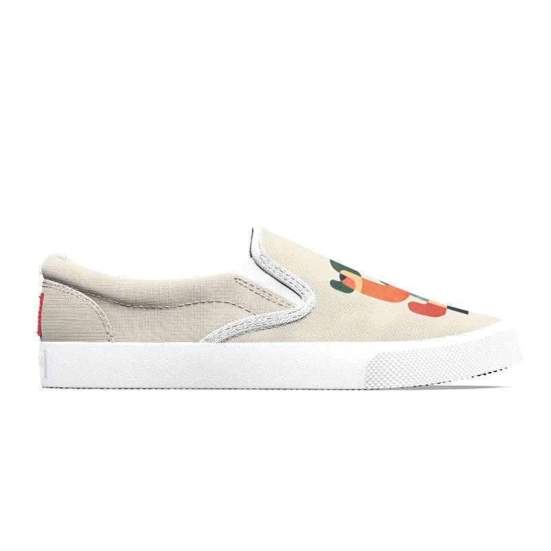 Mid-century saguro cacti Women's Shoes by Trabu - Graphic Art Shop