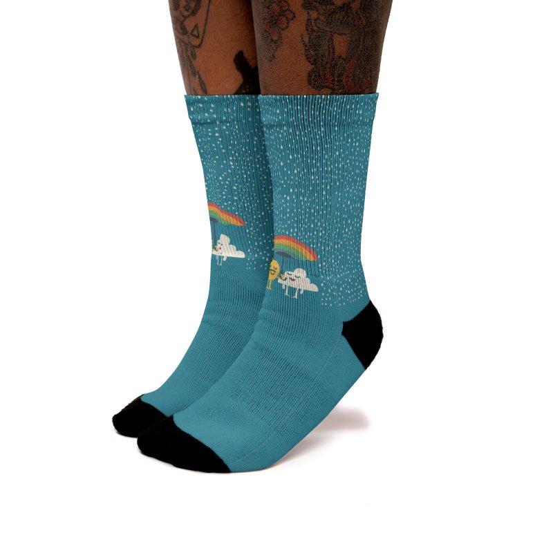 Mr and Mrs Women's Socks by Trabu - Graphic Art Shop