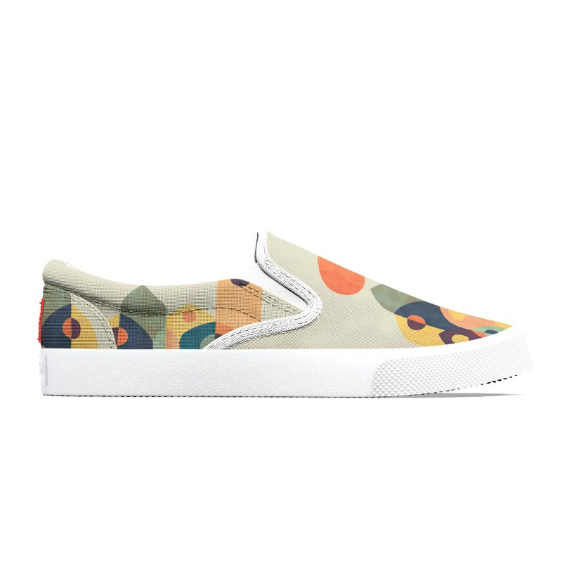 The old city Women's Shoes by Trabu - Graphic Art Shop