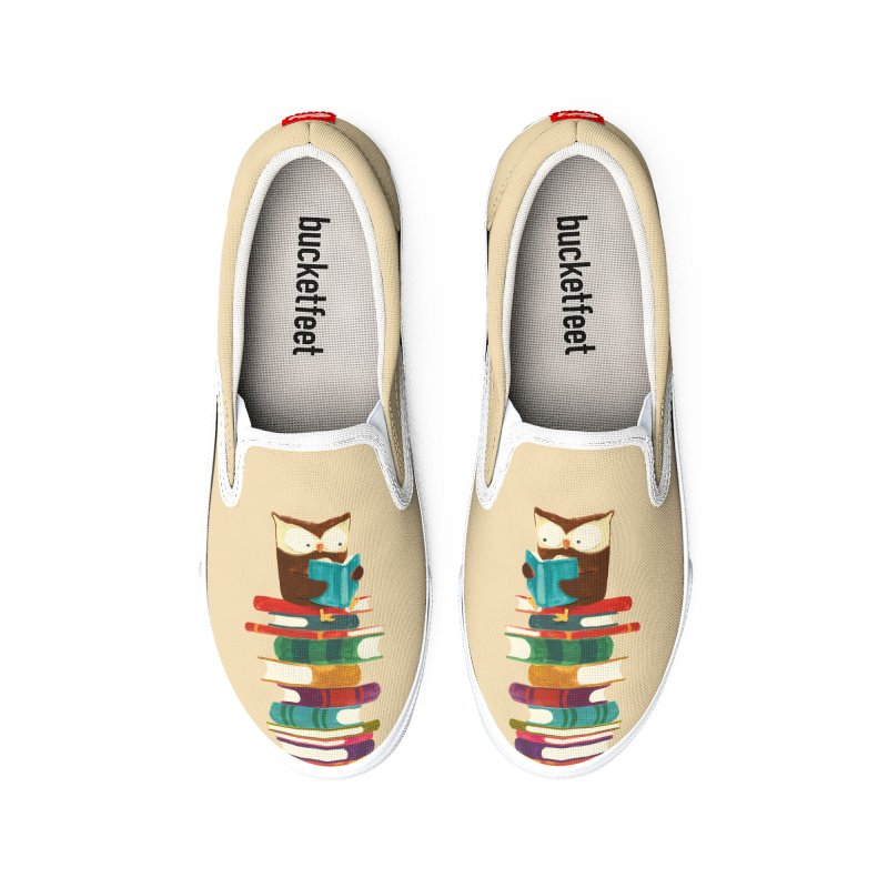 Wise owl Women's Shoes by Trabu - Graphic Art Shop