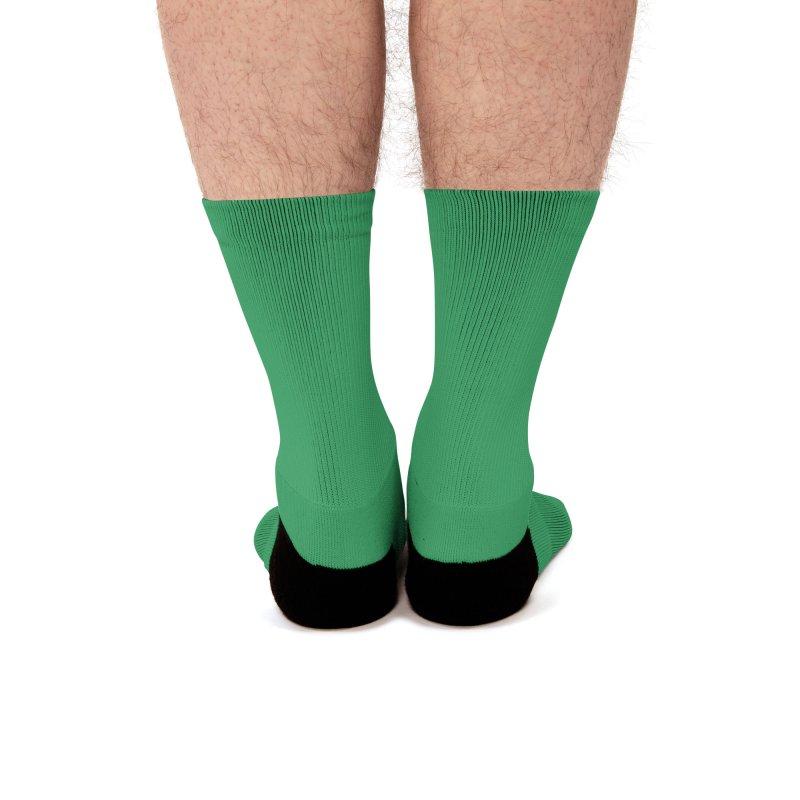 Pocket pet sleepy sloth Men's Socks by Trabu - Graphic Art Shop