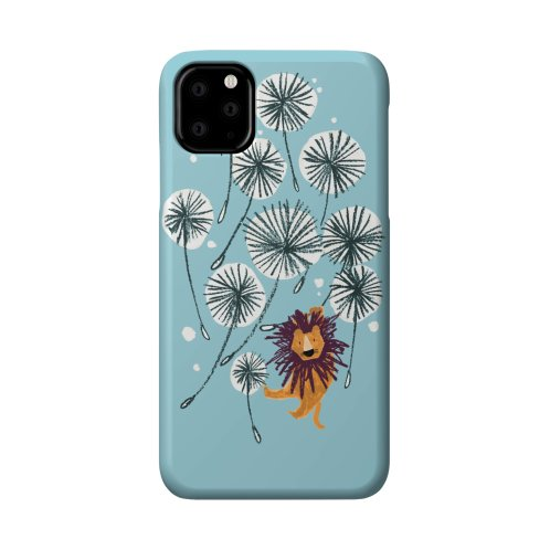 image for Lion on dandelion