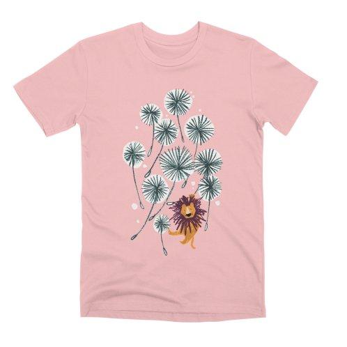image for Lion on dandelion