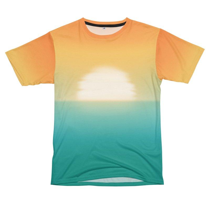 The horizon Men's Cut & Sew by Trabu - Graphic Art Shop