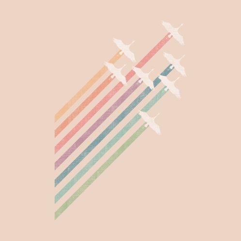 Design for Rainbow cranes