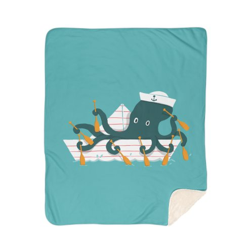 image for Octopus on a boat