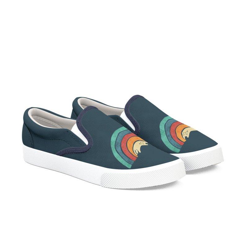 A little precious rainbow Men's Shoes by Trabu - Graphic Art Shop