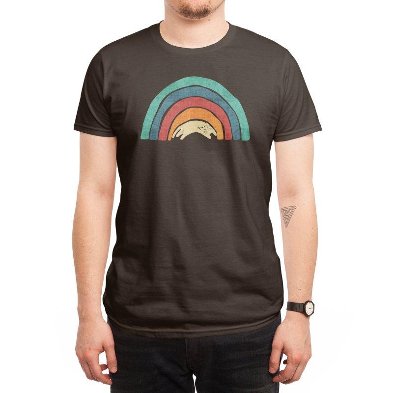 A little precious rainbow Men's T-Shirt by Trabu - Graphic Art Shop