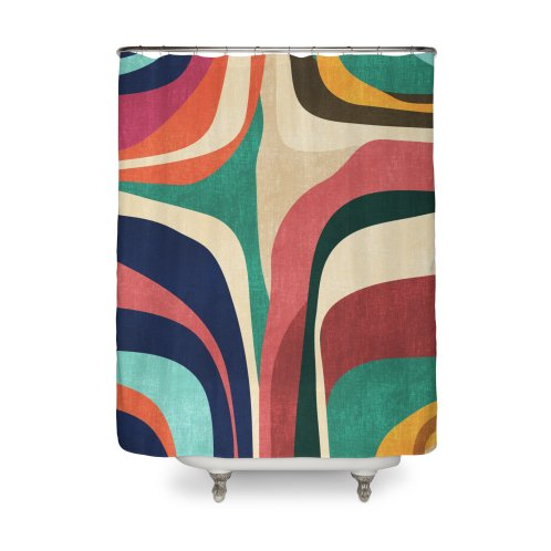 image for Colorful zebra pattern