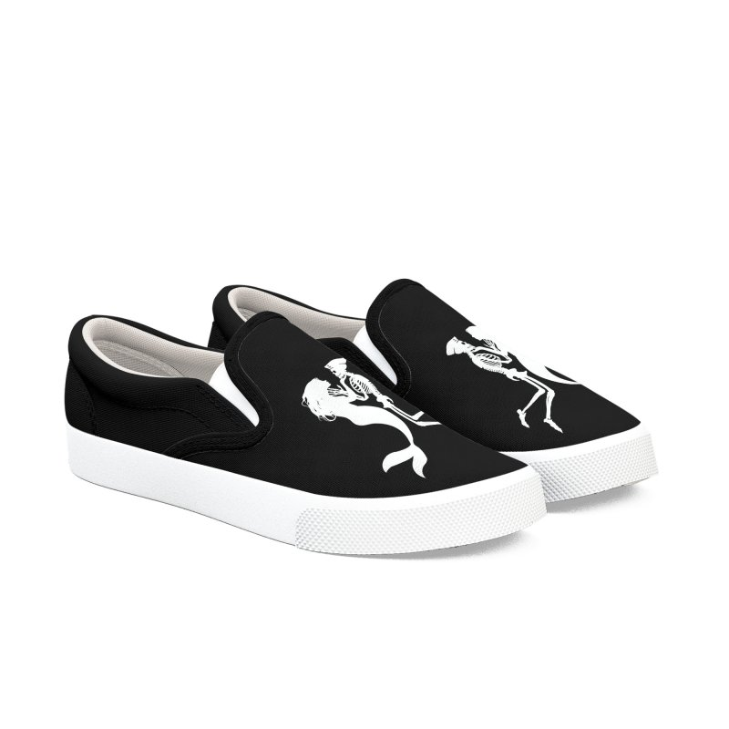 Siren and sailor Men's Shoes by Trabu - Graphic Art Shop