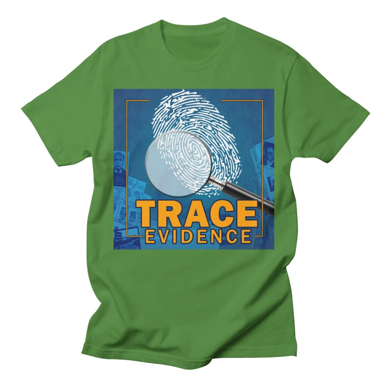 Old School Men's T-Shirt by Trace Evidence - A True Crime Podcast