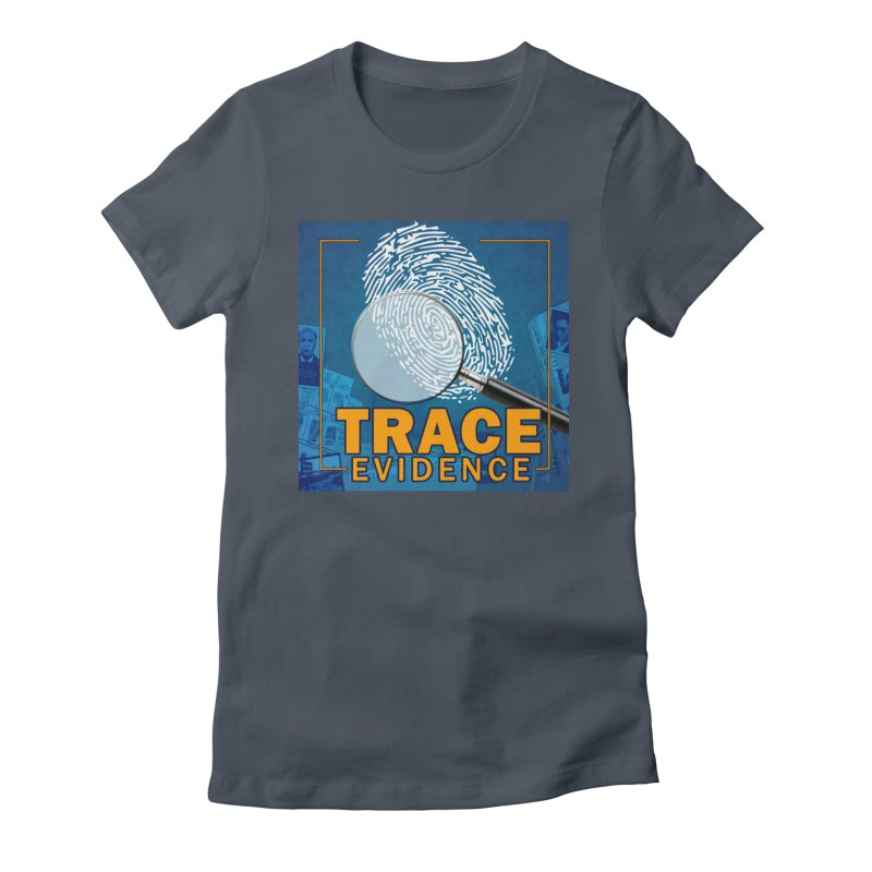 Old School Women's T-Shirt by Trace Evidence - A True Crime Podcast