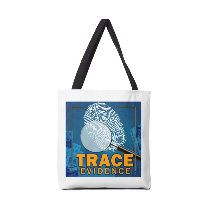 Old School Accessories Tote Bag Bag by Trace Evidence - A True Crime Podcast