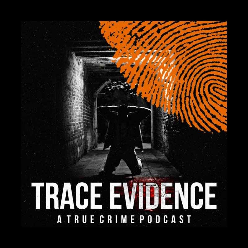 Trace Evidence in Orange Kids Baby Bodysuit by Trace Evidence - A True Crime Podcast