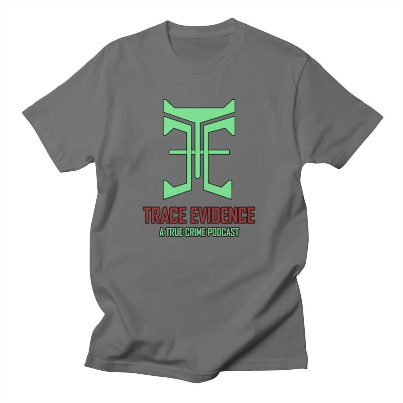 Hyper Logo Women's T-Shirt by Trace Evidence - A True Crime Podcast