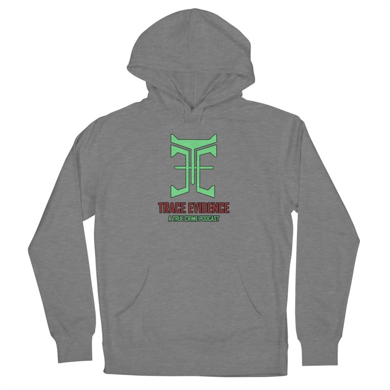 Hyper Logo Women's Pullover Hoody by Trace Evidence - A True Crime Podcast