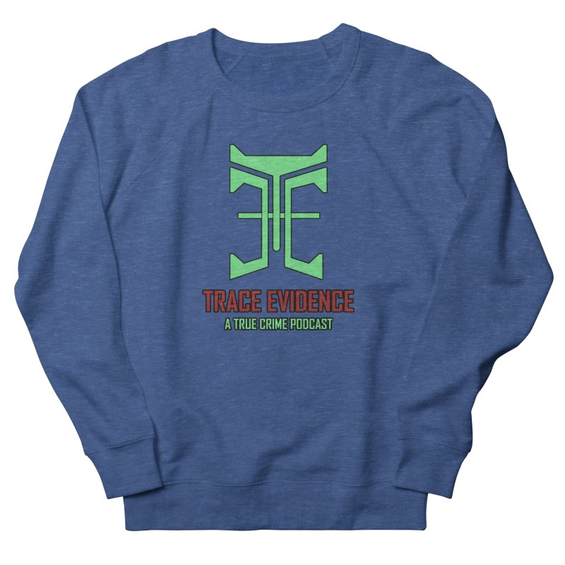 Hyper Logo Men's Sweatshirt by Trace Evidence - A True Crime Podcast