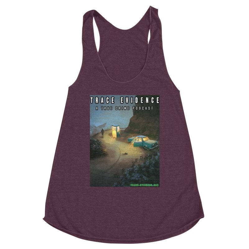 Lost Highway Women's Tank by Trace Evidence - A True Crime Podcast
