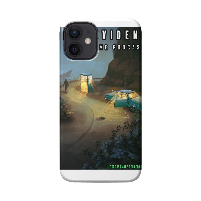 Lost Highway Accessories Phone Case by Trace Evidence - A True Crime Podcast