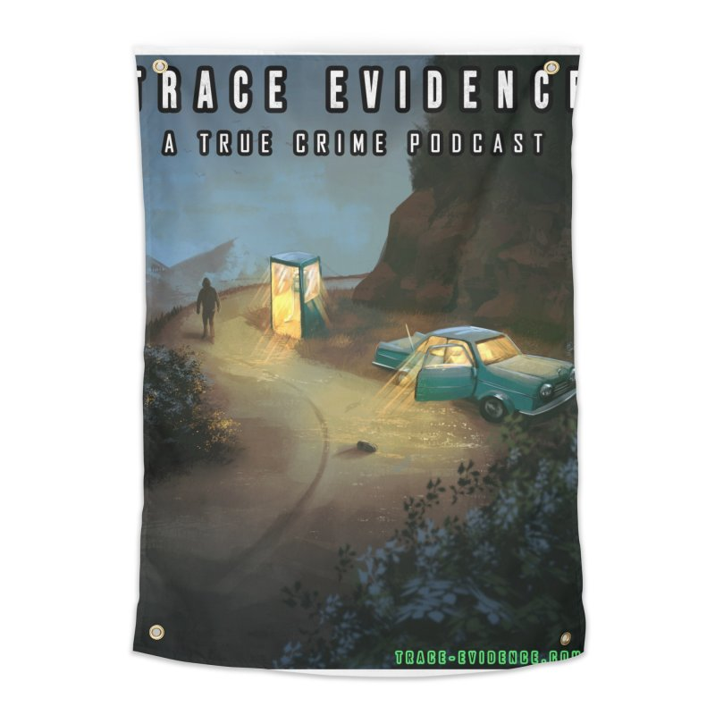 Lost Highway Home Tapestry by Trace Evidence - A True Crime Podcast