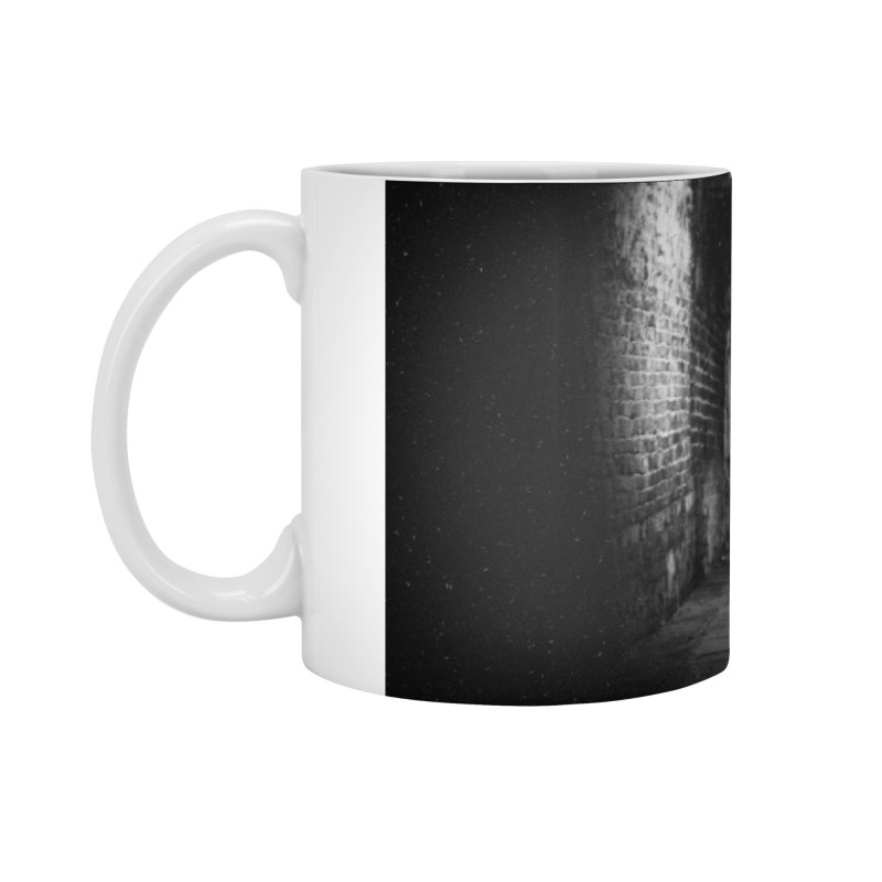 Trace Evidence Logo Accessories Standard Mug by Trace Evidence - A True Crime Podcast