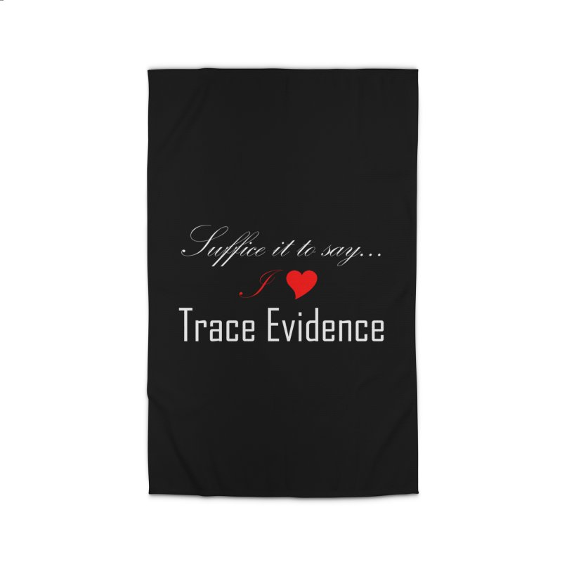 Suffice it to Say.... Home Rug by Trace Evidence - A True Crime Podcast
