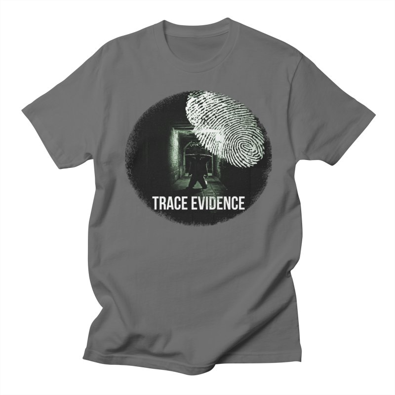 Stressed Logo Women's T-Shirt by Trace Evidence - A True Crime Podcast