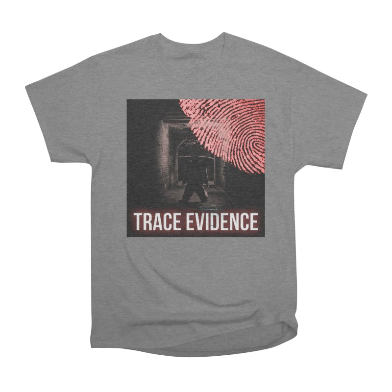 Red Logo Women's T-Shirt by Trace Evidence - A True Crime Podcast