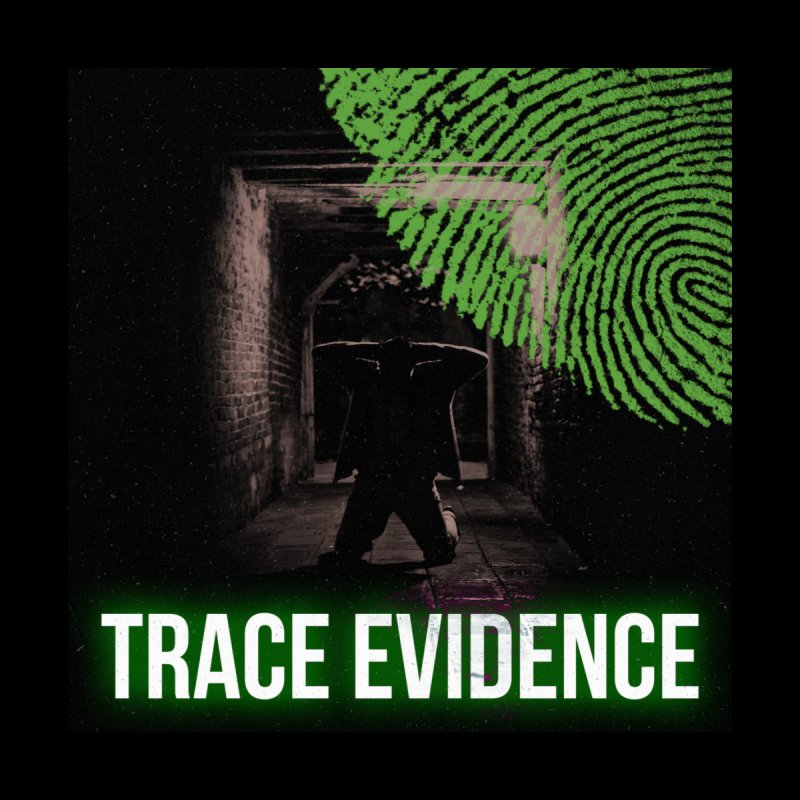 Green Logo by Trace Evidence - A True Crime Podcast