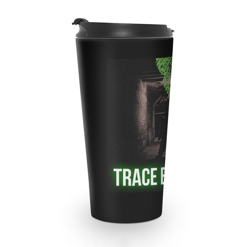 Green Logo Accessories Mug by Trace Evidence - A True Crime Podcast
