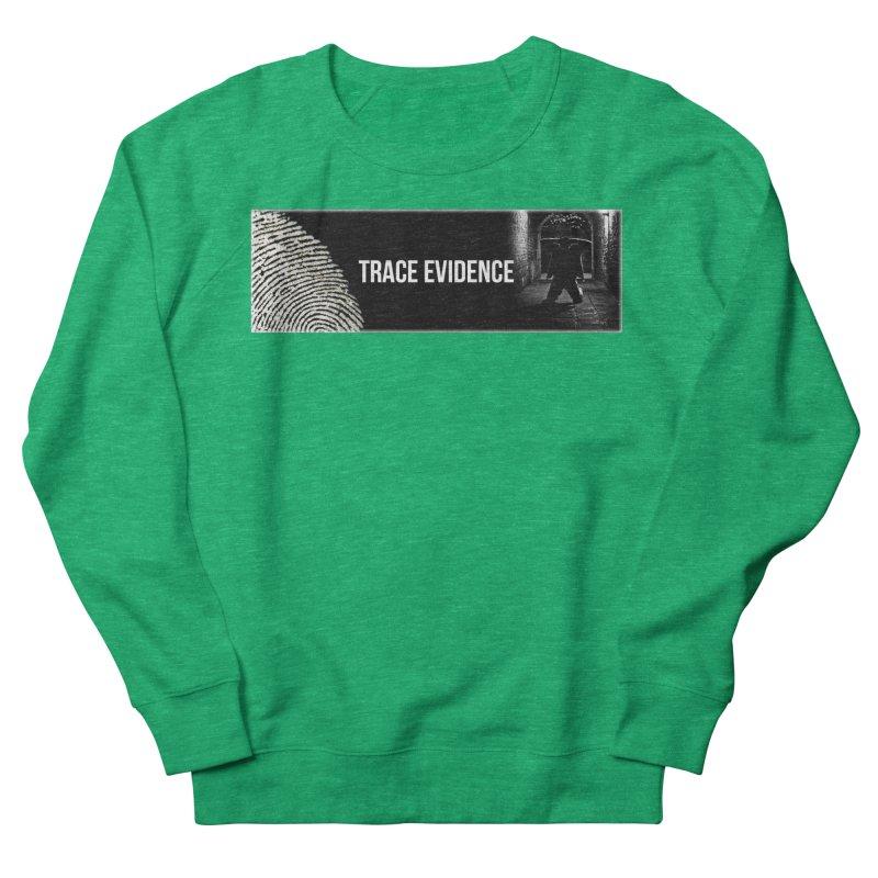 Long Logo Women's Sweatshirt by Trace Evidence - A True Crime Podcast