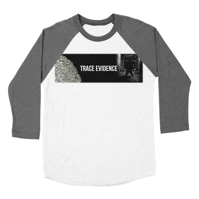 Long Logo Women's Longsleeve T-Shirt by Trace Evidence - A True Crime Podcast