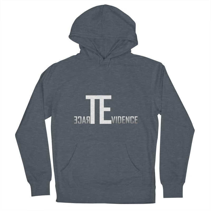 TE Podcast Women's French Terry Pullover Hoody by Trace Evidence - A True Crime Podcast