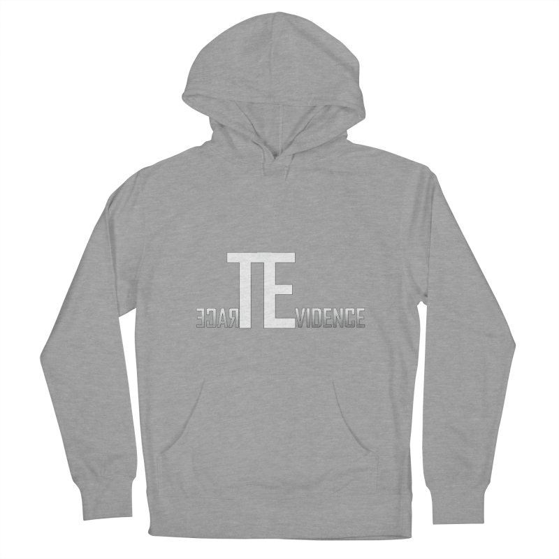 TE Podcast Men's French Terry Pullover Hoody by Trace Evidence - A True Crime Podcast