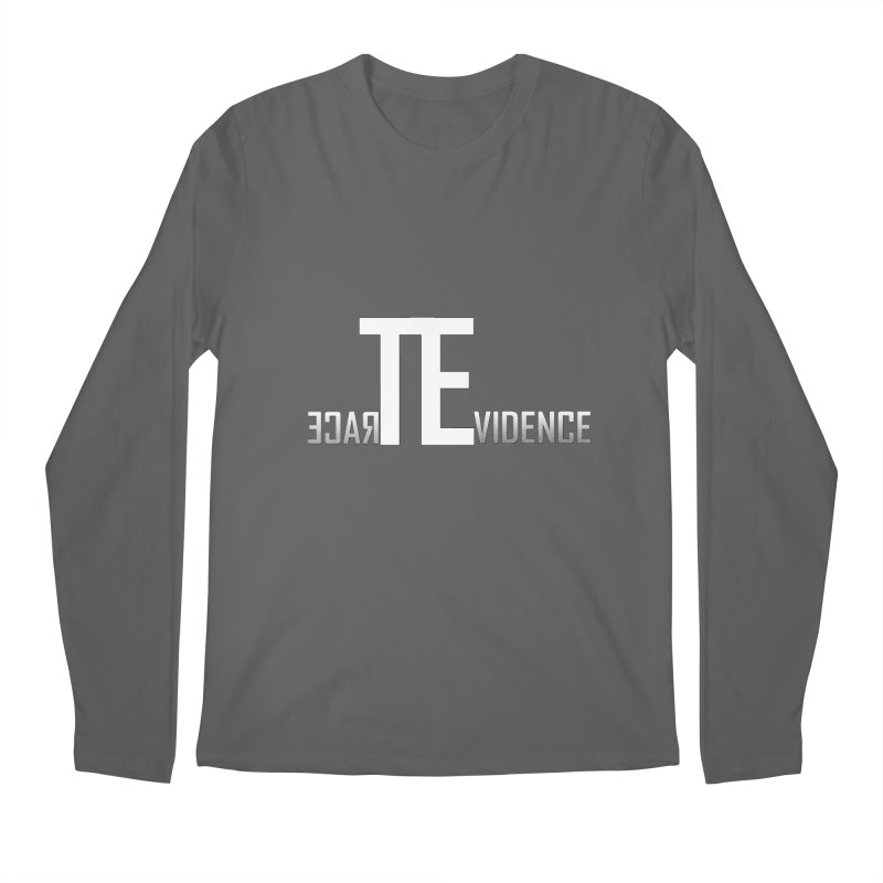 TE Podcast Men's Longsleeve T-Shirt by Trace Evidence - A True Crime Podcast