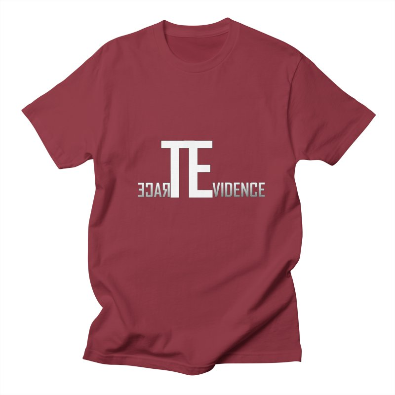 TE Podcast Women's Regular Unisex T-Shirt by Trace Evidence - A True Crime Podcast