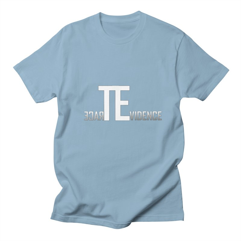 TE Podcast Men's Regular T-Shirt by Trace Evidence - A True Crime Podcast