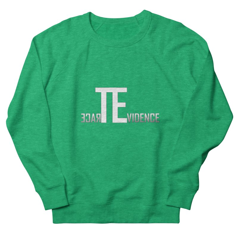 TE Podcast Women's Sweatshirt by Trace Evidence - A True Crime Podcast