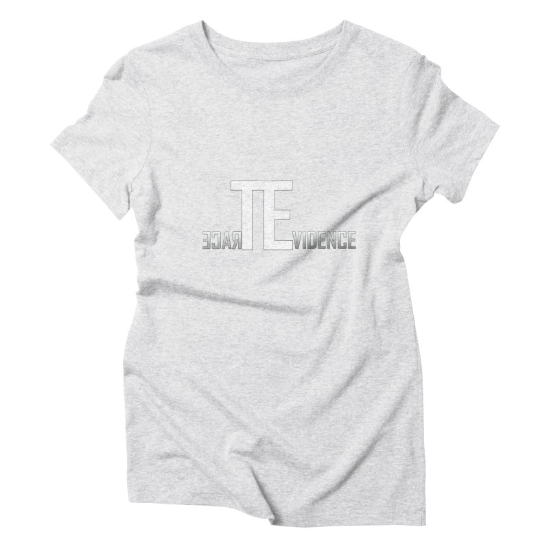 TE Podcast Women's T-Shirt by Trace Evidence - A True Crime Podcast
