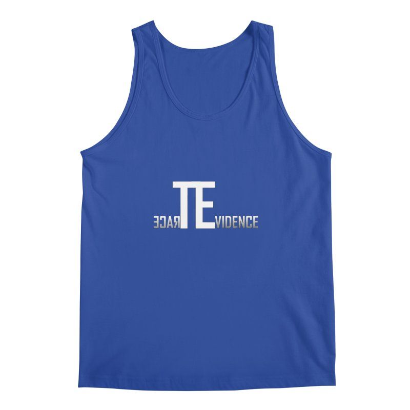 TE Podcast Men's Regular Tank by Trace Evidence - A True Crime Podcast