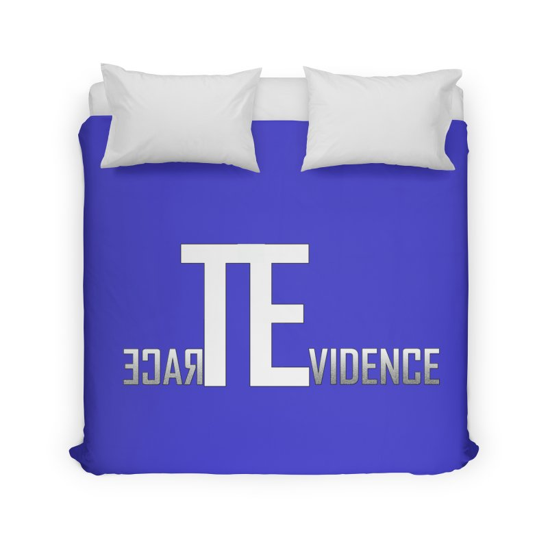 TE Podcast Home Duvet by Trace Evidence - A True Crime Podcast
