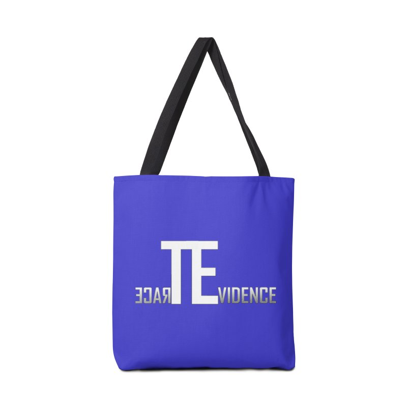 TE Podcast Accessories Tote Bag Bag by Trace Evidence - A True Crime Podcast