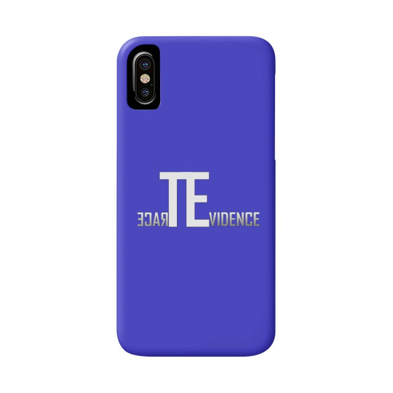 TE Podcast Accessories Phone Case by Trace Evidence - A True Crime Podcast