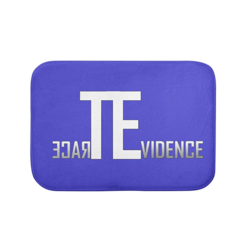 TE Podcast Home Bath Mat by Trace Evidence - A True Crime Podcast