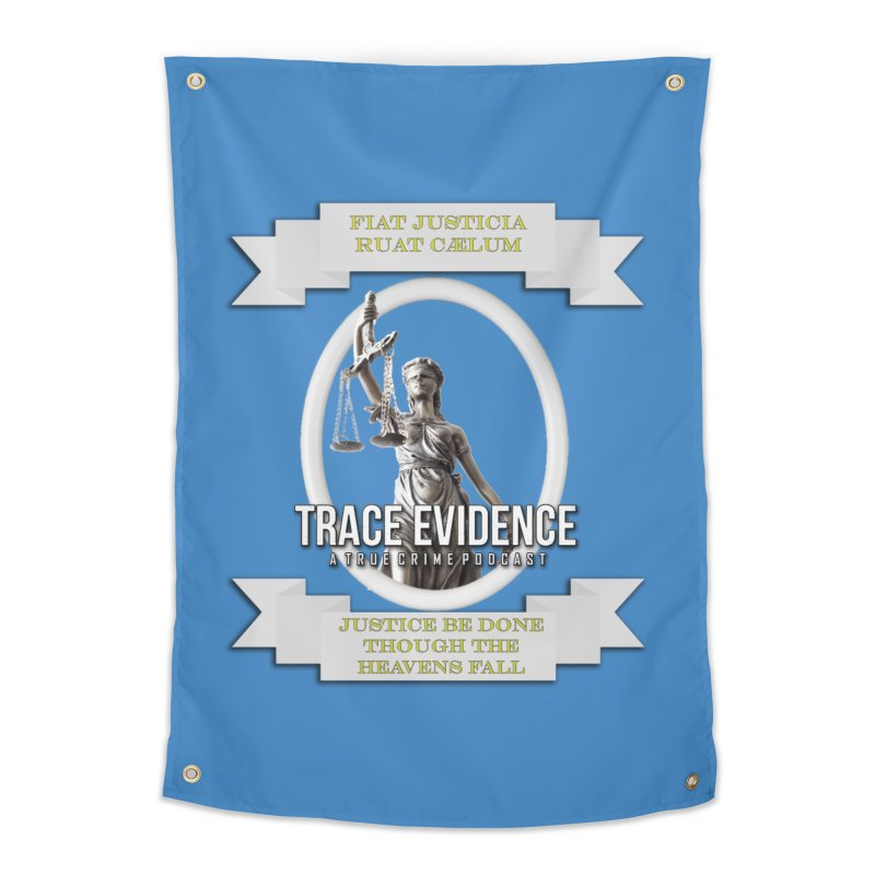Justice Home Tapestry by Trace Evidence - A True Crime Podcast