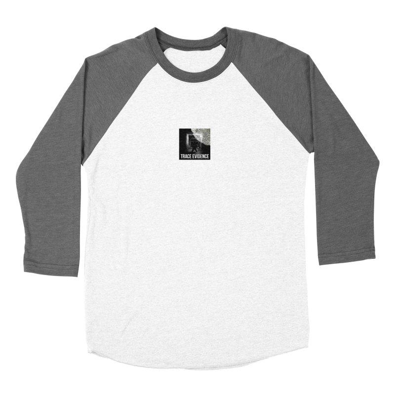 Keep Calm Women's Longsleeve T-Shirt by Trace Evidence - A True Crime Podcast