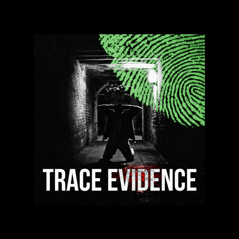 Colorized Accessories Notebook by Trace Evidence - A True Crime Podcast