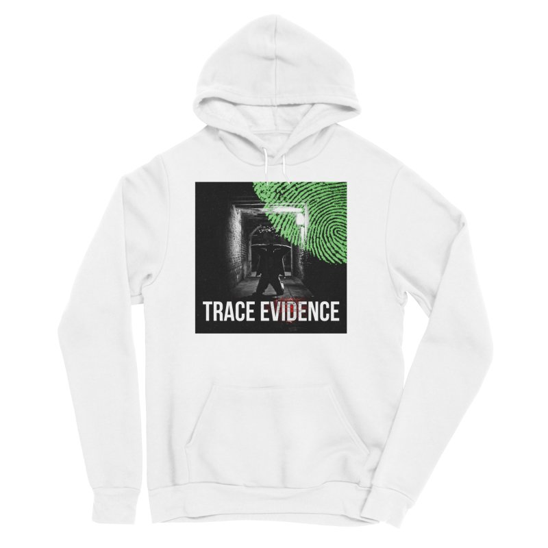 Colorized Men's Sponge Fleece Pullover Hoody by Trace Evidence - A True Crime Podcast