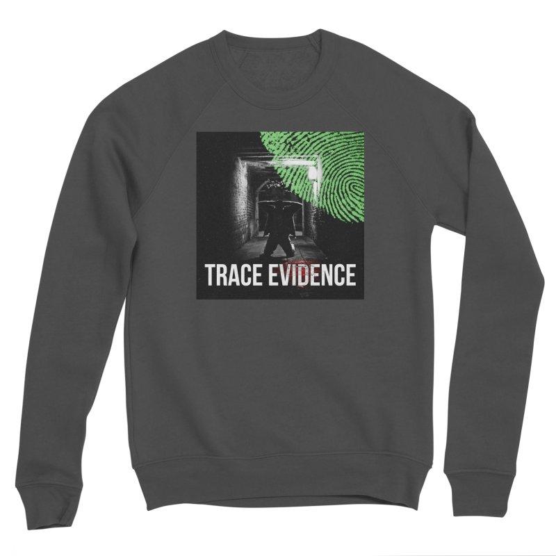 Colorized Women's Sponge Fleece Sweatshirt by Trace Evidence - A True Crime Podcast